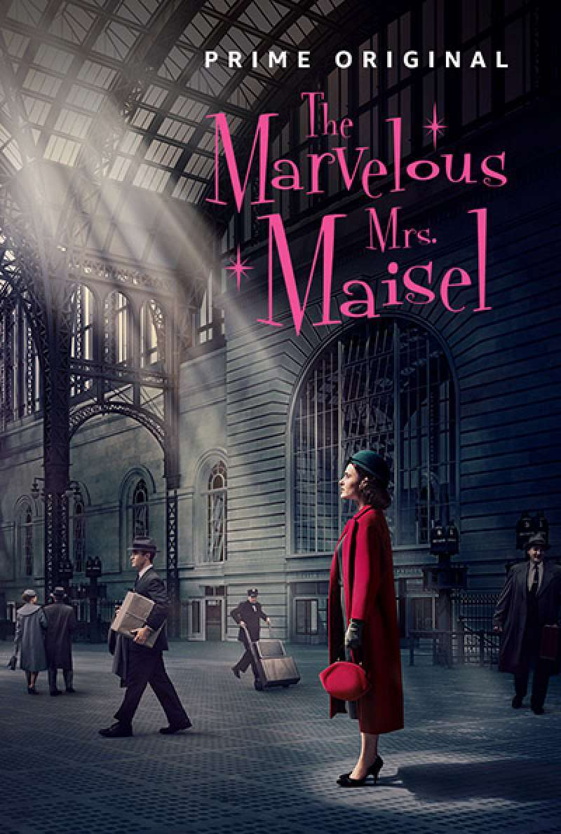 Bild zu The Marvelous Mrs. Maisel (TV-Serie)