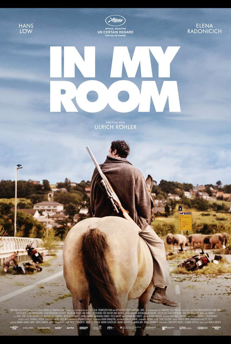 Filmplakat zu In My Room (2018)