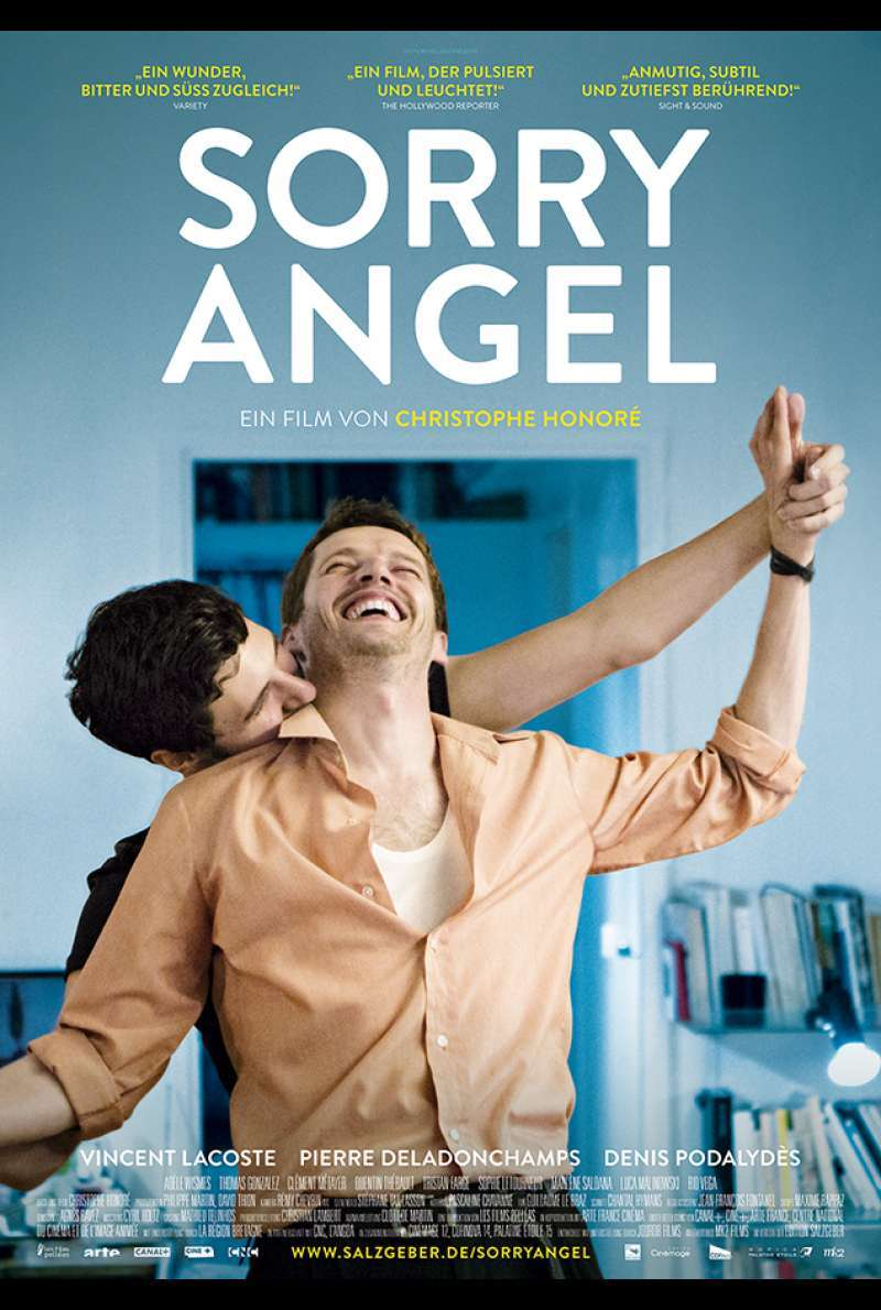Filmplakat zu Sorry Angel (2018)