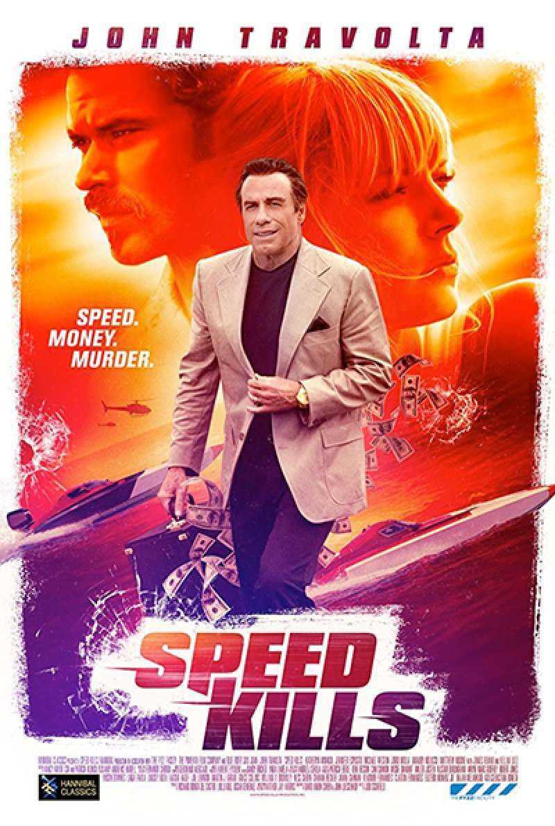 Bild zu Speed Kills von John Luessenhop, Jodi Scurfield