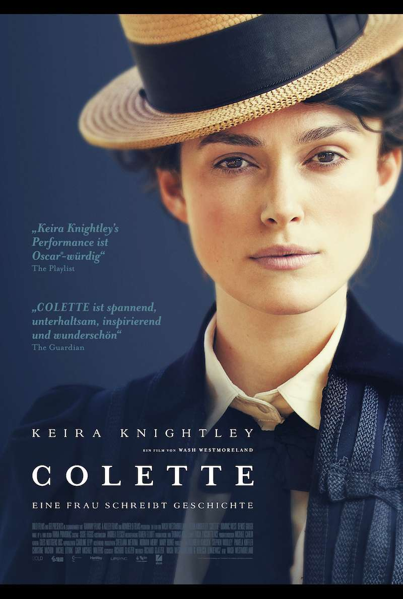 Colette 2018 Film Trailer Kritik