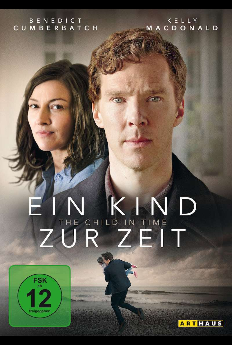 DVD-Cover zu Ein Kind zur Zeit - The Child in Time (2017)