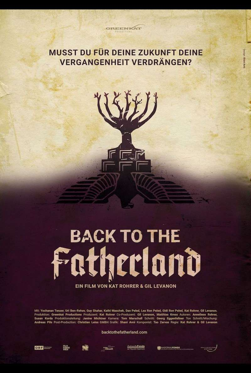 Filmplakat zu Back to the Fatherland (2017)
