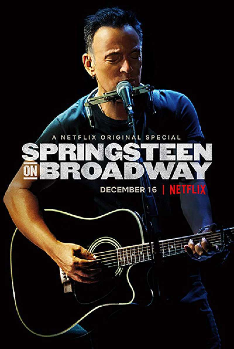 Bild zu Springsteen on Broadway von Thom Zimny
