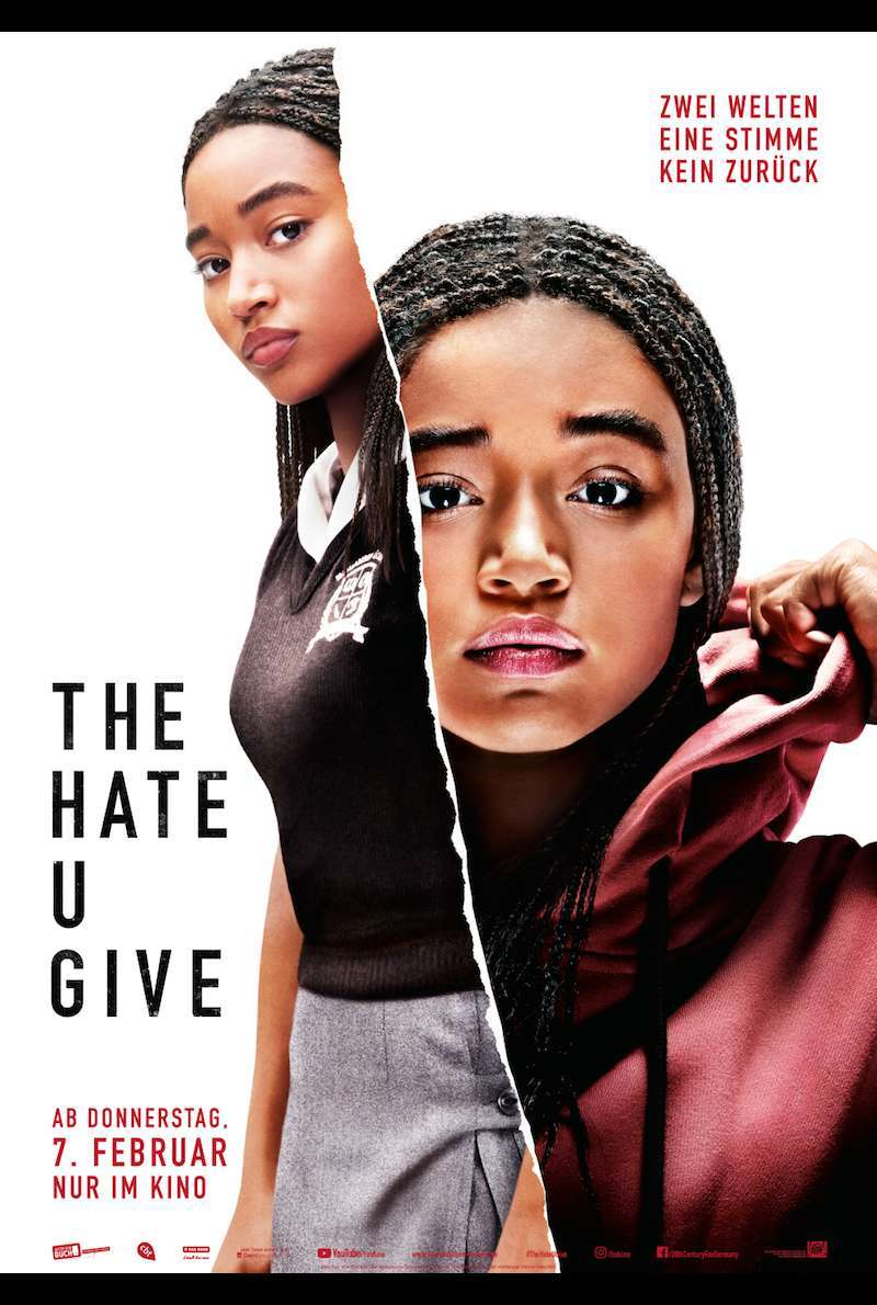 Filmplakat zu The Hate U Give (2018)