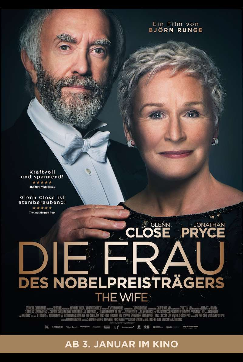 Die Frau Des Nobelpreisträgers 2017 Film Trailer Kritik