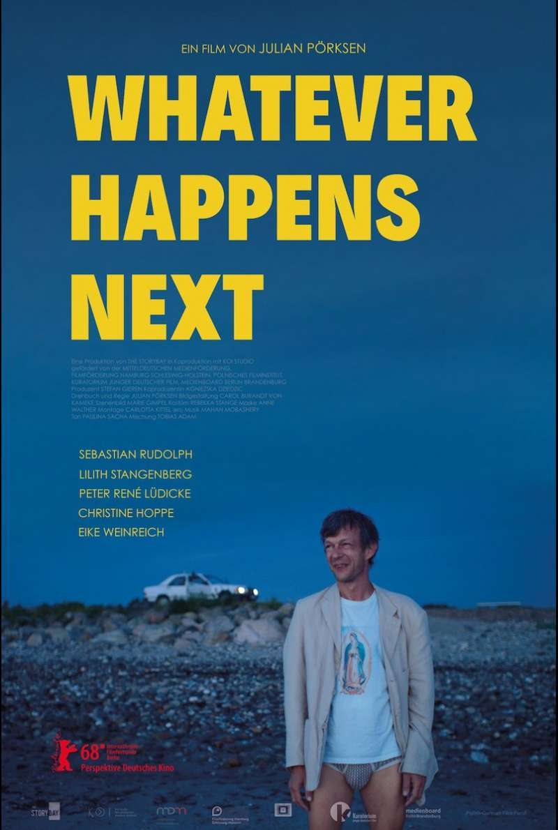 Filmplakat zu Whatever Happens Next (2018)