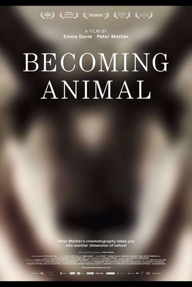 Filmplakat zu Becoming Animal 82018)