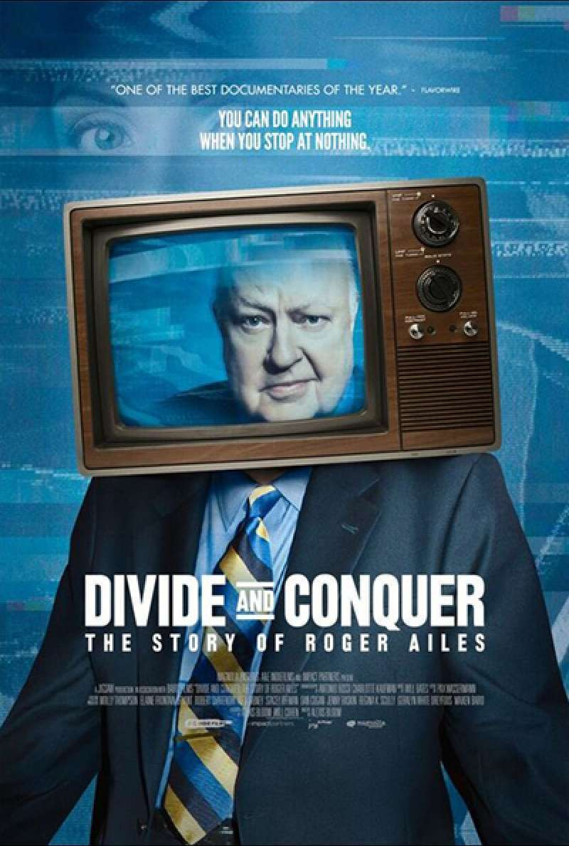 Bild zu Divide and Conquer: The Story of Roger Ailes von Alexis Bloom