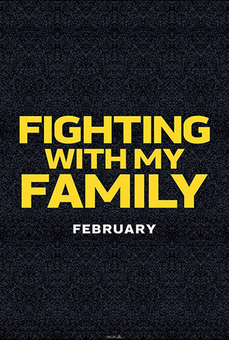 Bild zu Fighting with My Family von Stephen Merchant