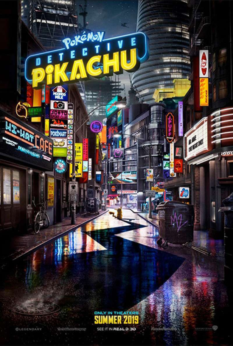 Meisterdetektiv Pikachu Kritik