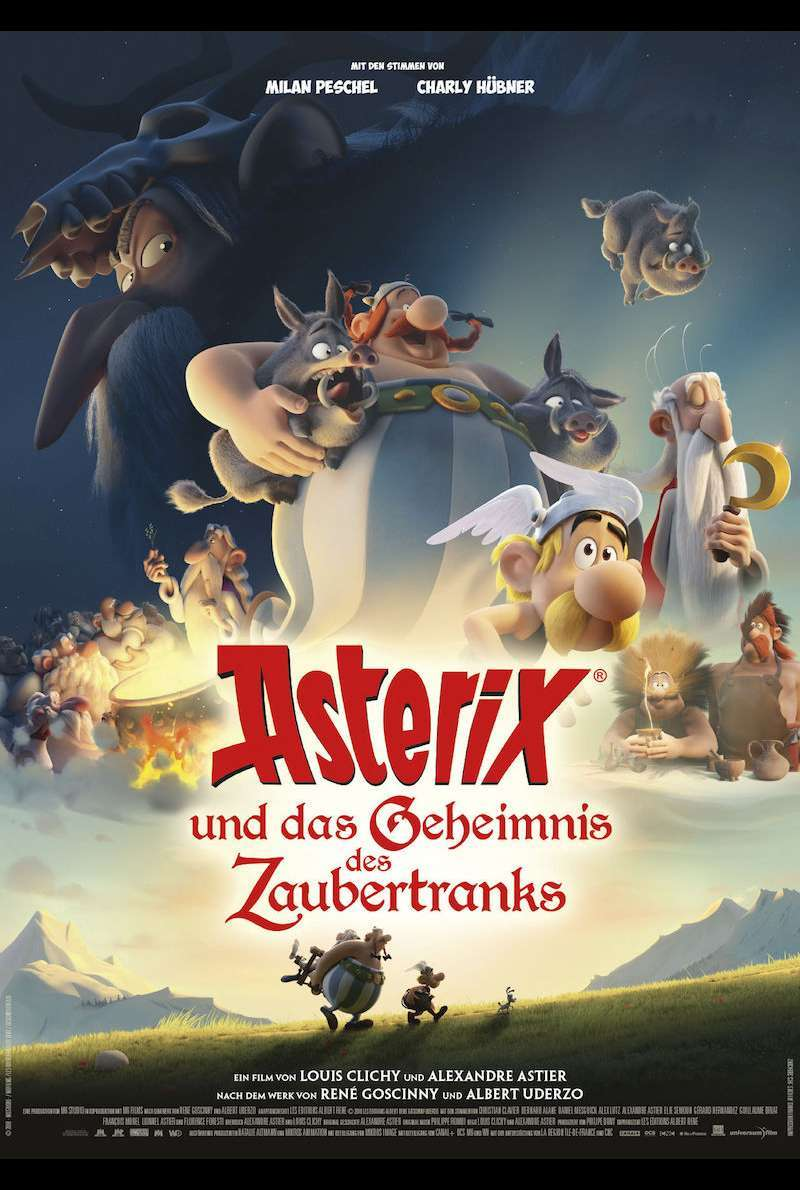 Asterix Film 2019