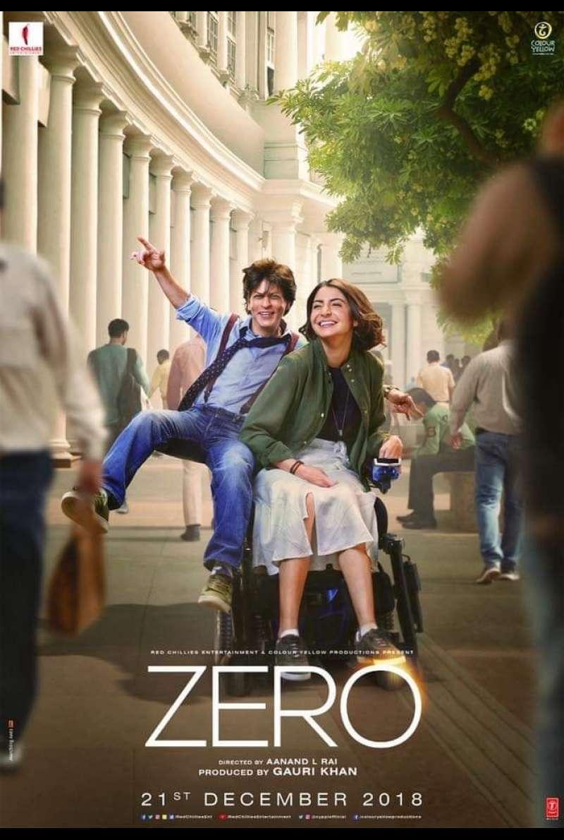 Zero 2018 Film Trailer Kritik