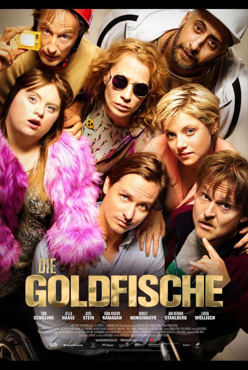 Die Goldfische (2019) | Film, Trailer, Kritik