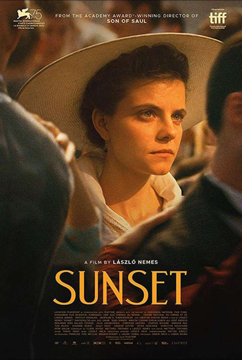 Sunset 2018 Film Trailer Kritik