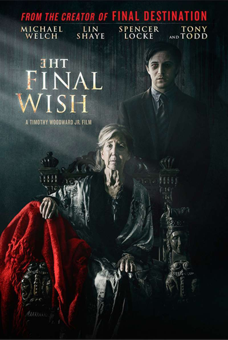 Bild zu The Final Wish von Timothy Woodward Jr.