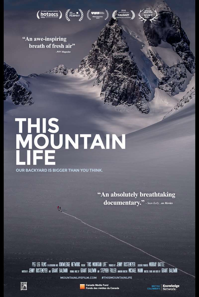 Filmplakat zu This Mountain Life (2018)