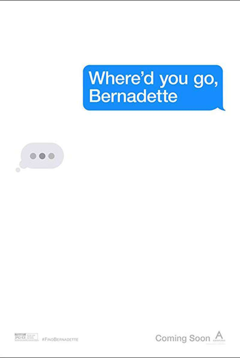 Bild zu Where'd You Go, Bernadette von Richard Linklater