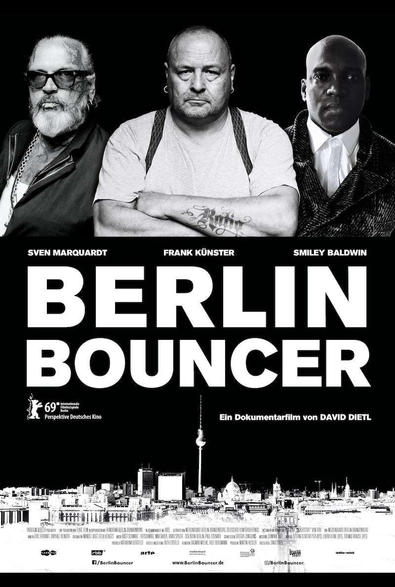 Filmplakat zu Berlin Bouncer (2018)