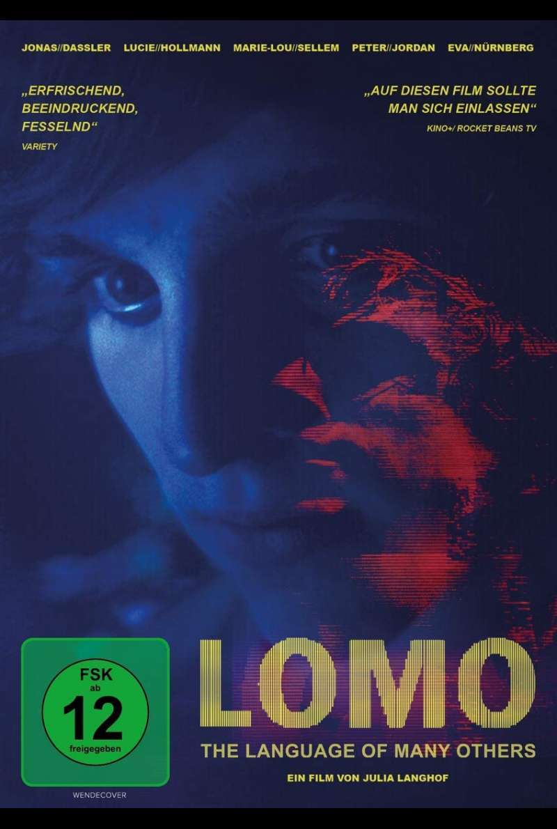 Lomo - The language of many others - DVD-Cover