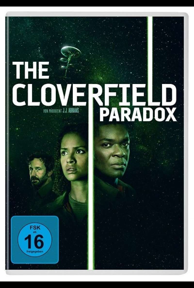 The Cloverfield Paradox - DVD-Cover
