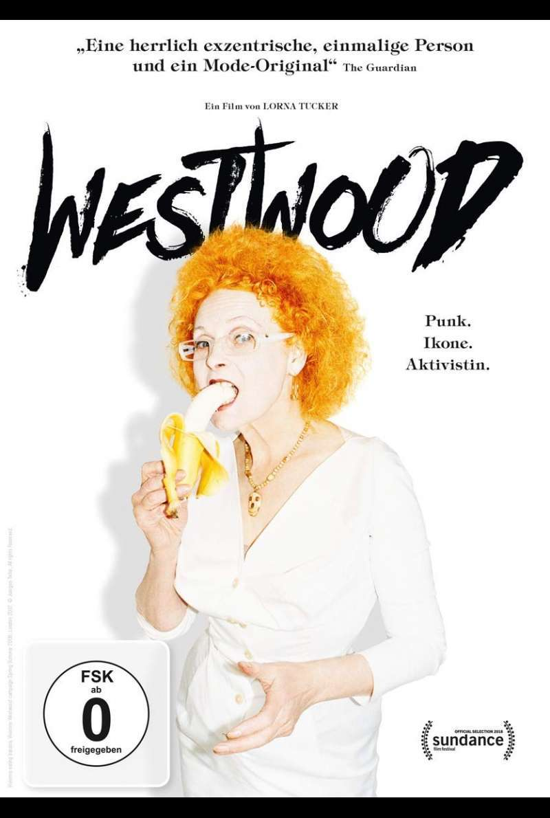 Westwood - DVD-Cover