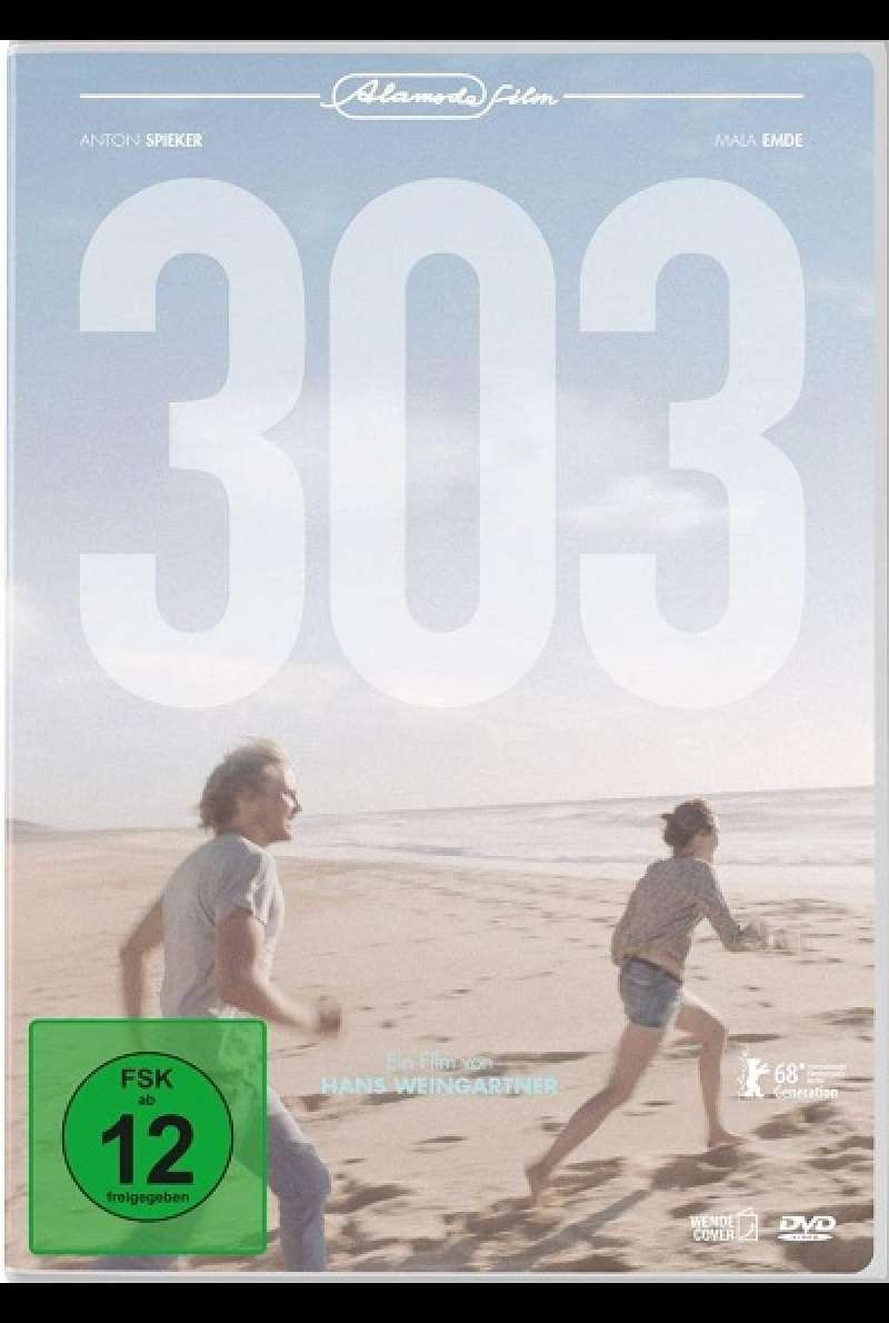 303 - DVD-Cover