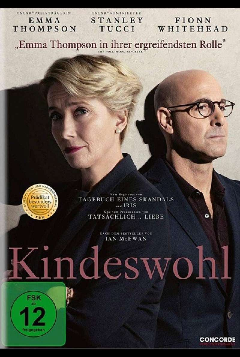 Kindeswohl - DVD-Cover