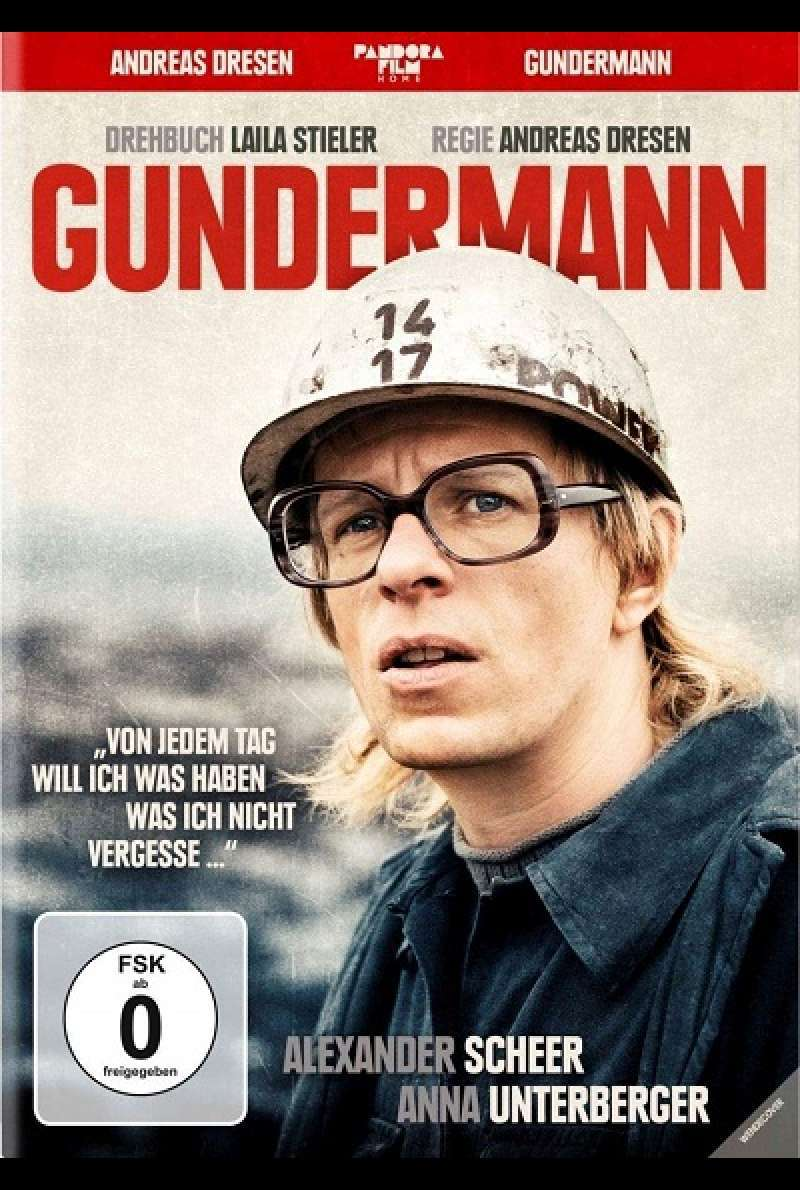 Gundermann - DVD-Cover