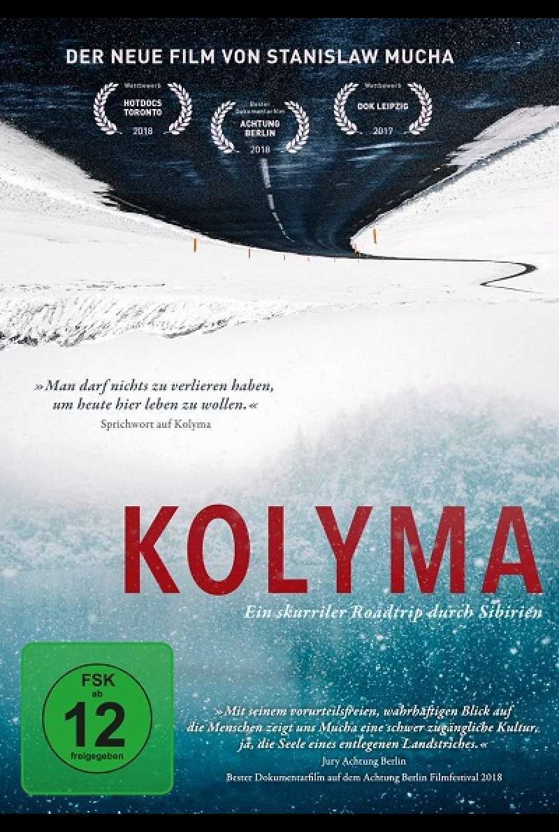 Kolyma - DVD-Cover