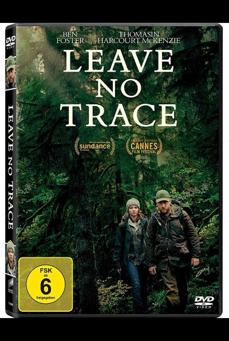 Leave No Trace - DVD-Cover
