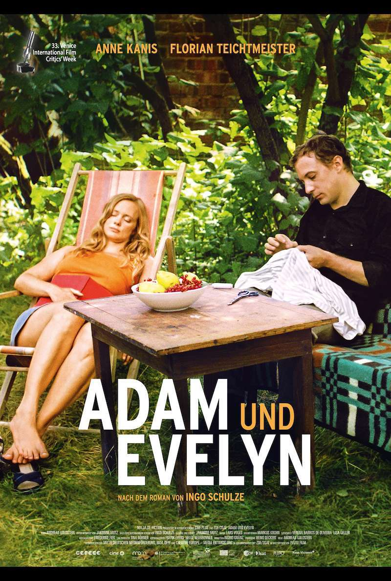 Filmplakat zu Adam & Evelyn (2018)