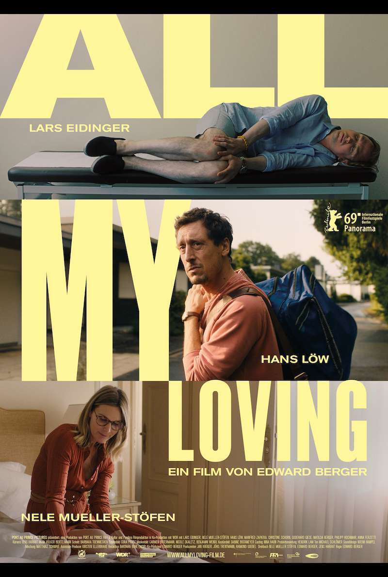 Filmplakat zu All My Loving (2019)