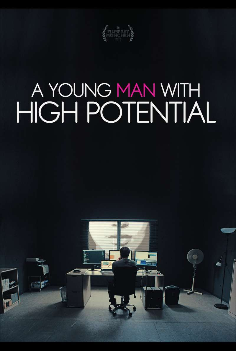 Filmplakat zu A Young Man with High Potential (2018)