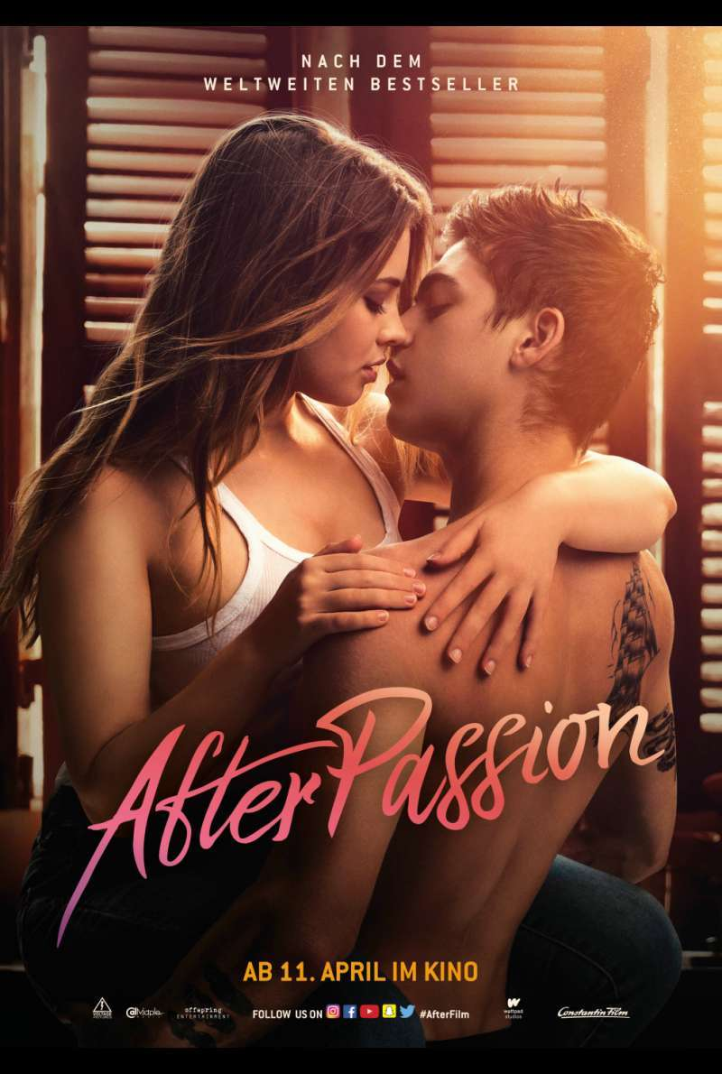 Filmplakat zu After Passion (2019)