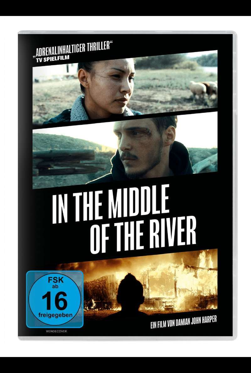 In the Middle of the River - DVD-Cover
