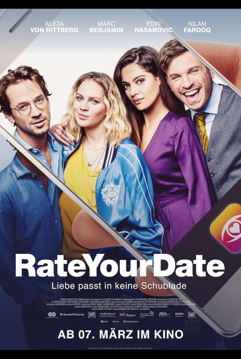 Filmplakat zu Rate Your Date (2019)