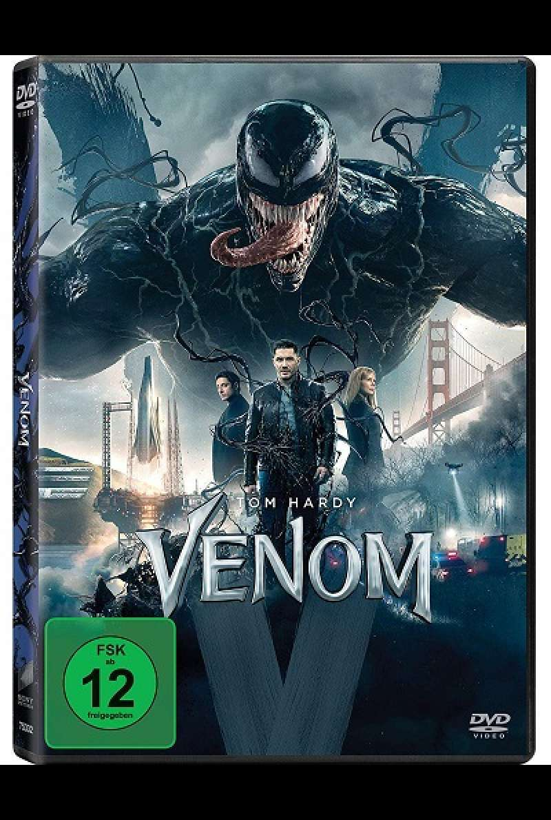 Venom - DVD-Cover