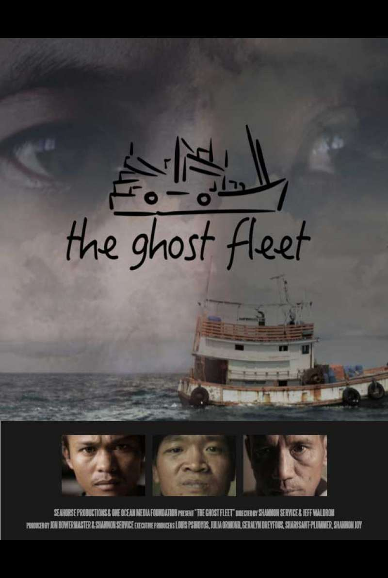 Filmplakat zu Ghost Fleet (2018)