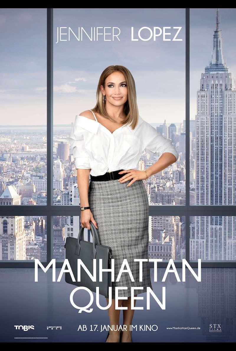 Filmplakat zu Manhattan Queen (2018)