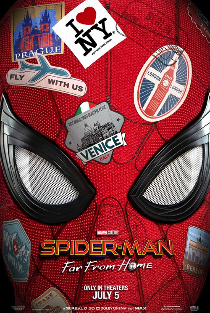Bild zu Spider-Man: Far From Home von Jon Watts