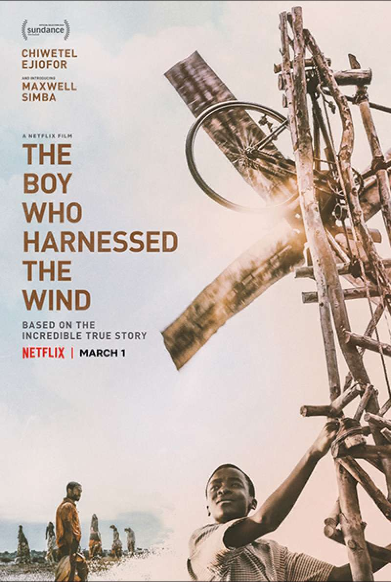 Bild zu The Boy Who Harnessed the Wind von Chiwetel Ejiofor