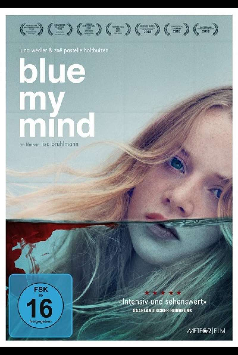 Blue My Mind - DVD-Cover