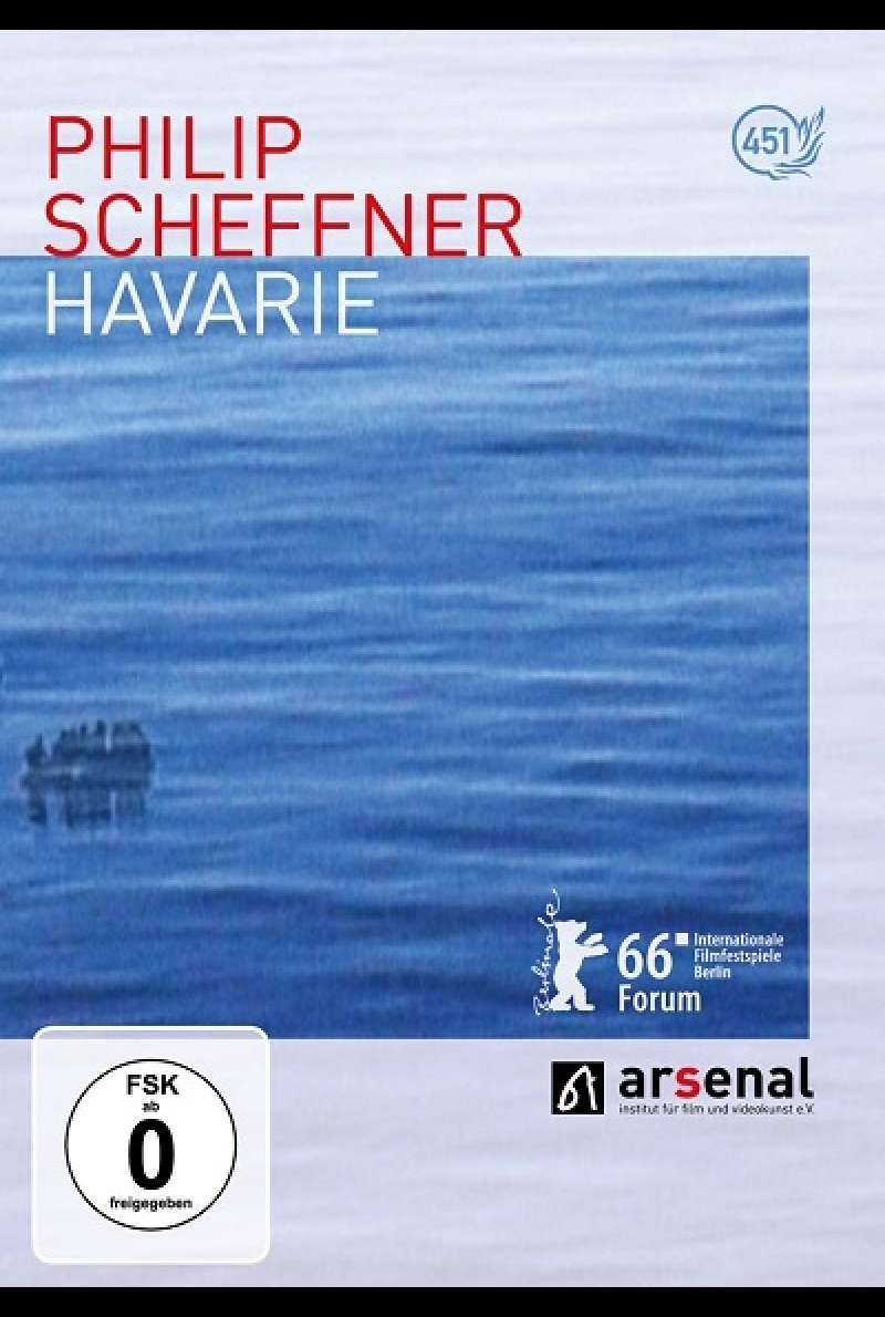 Havarie - DVD-Cover
