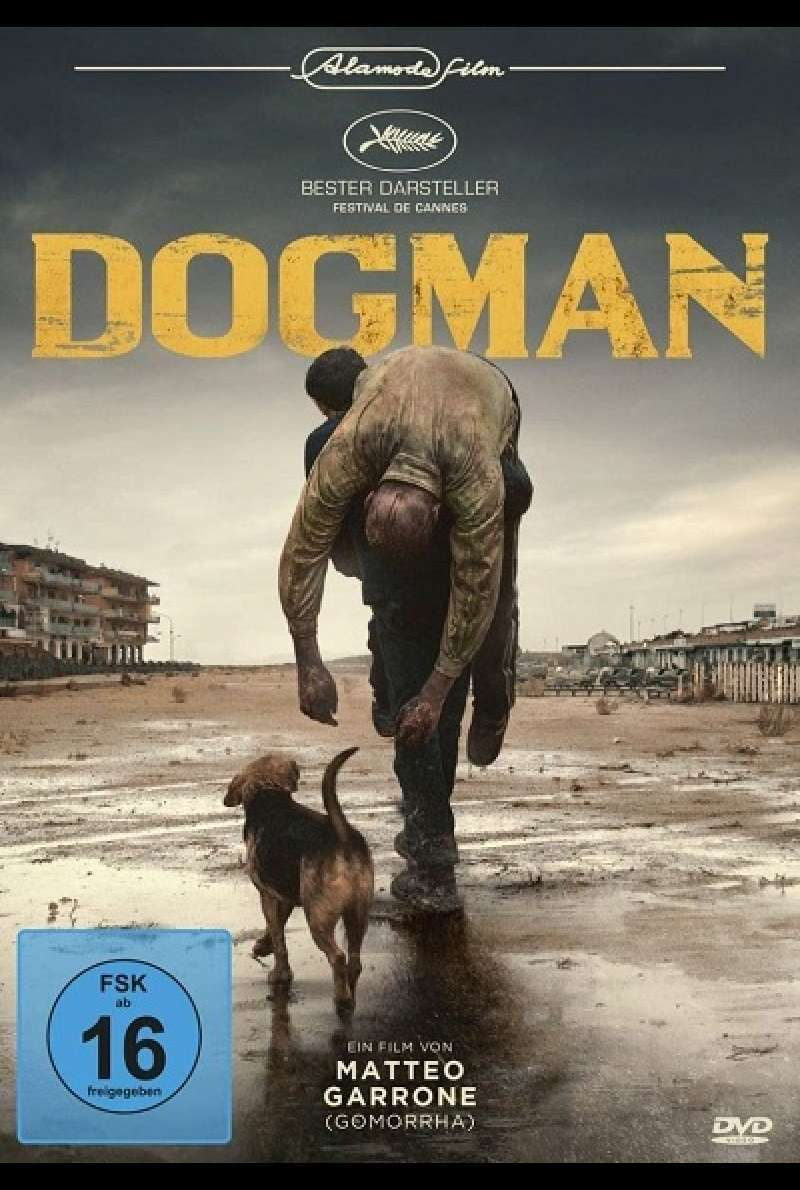 Dogman - DVD-Cover