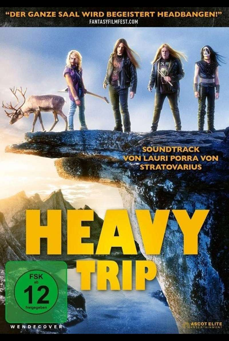 Heavy Trip - DVD-Cover