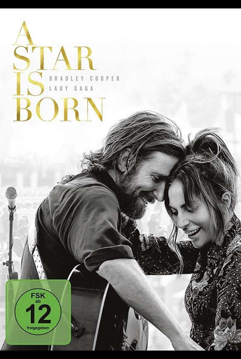 A Star Is Born - DVD-Cover
