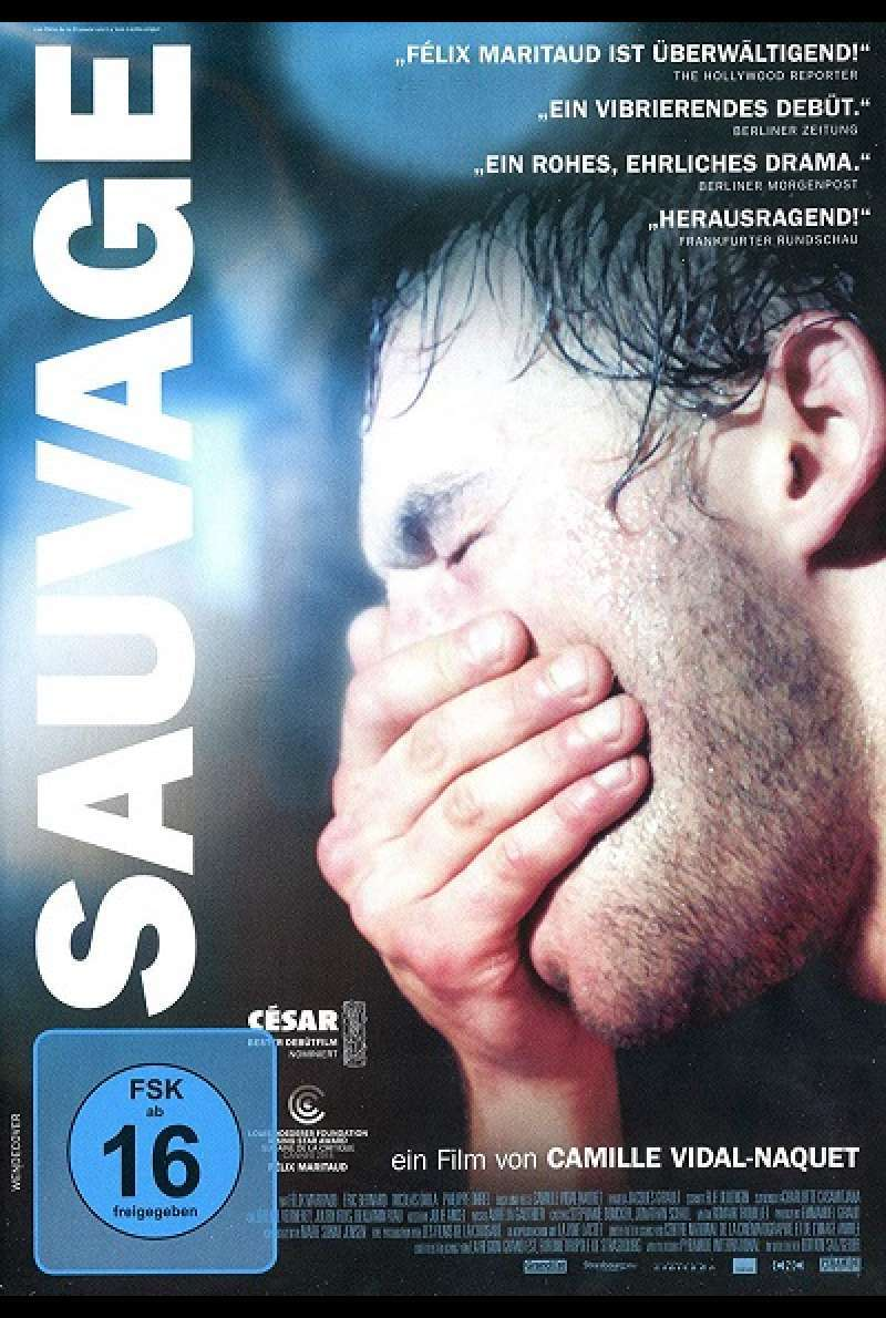 Sauvage - DVD-Cover