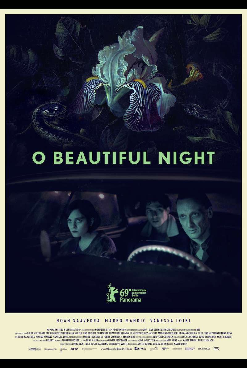 Filmplakat zu O Beautiful Night (2019)