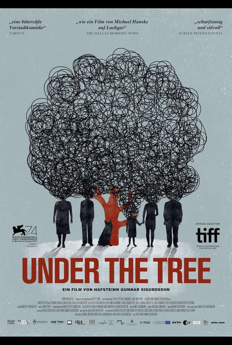 Filmplakat zu Under the Tree (2017)